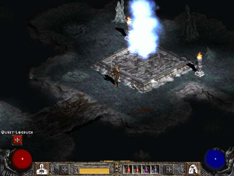 Diablo  Lod Zealot Build   Ingame