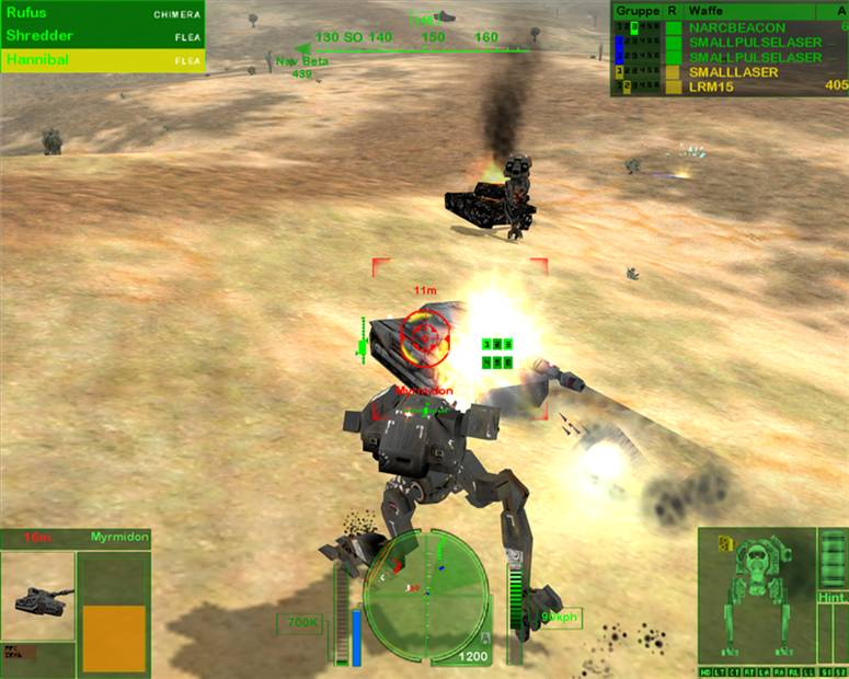 kampfhubschrauber simulation